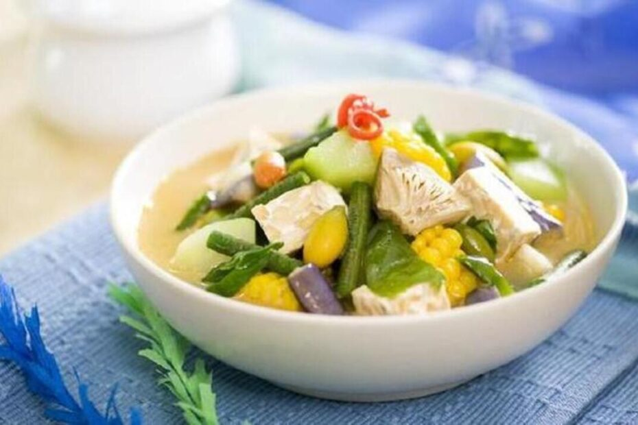 Resep Sayur (1)